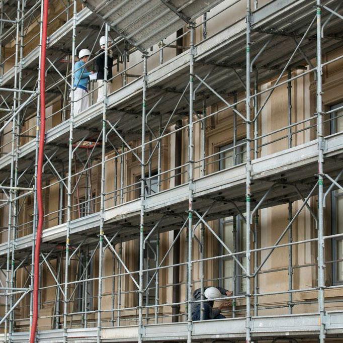 Planificación en la rehabilitación de edificios
