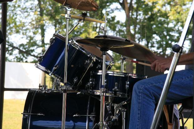 Instrumentos de percusión y baterías en Musicopolix
