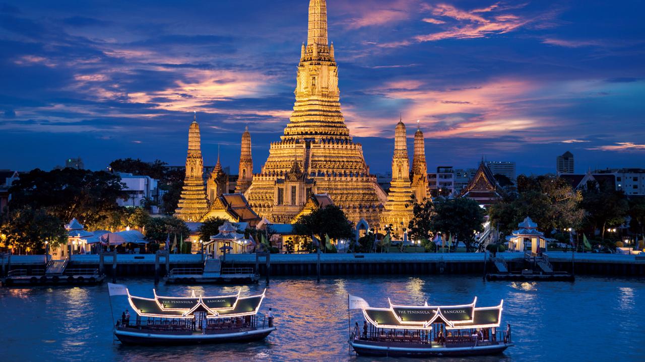 ¿Qué visitar en Bangkok?