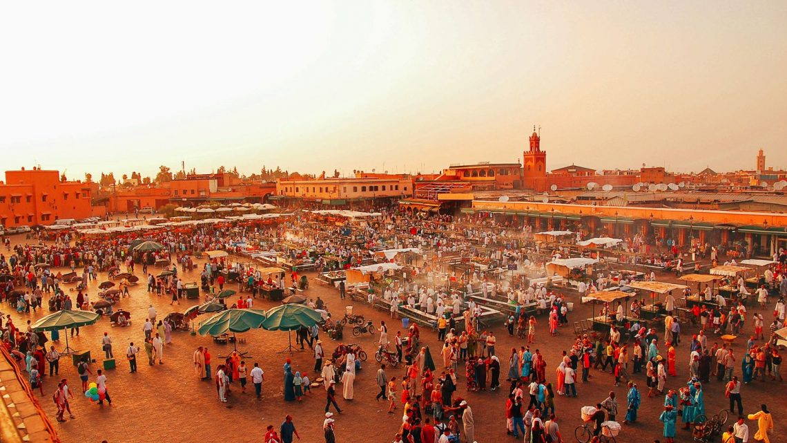 Bienvenido a Marruecos