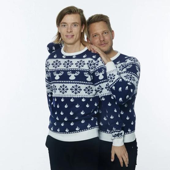 Crea tu propio jersey navideño
