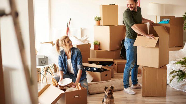 Consejos para cuidar tus pisos en una mudanza