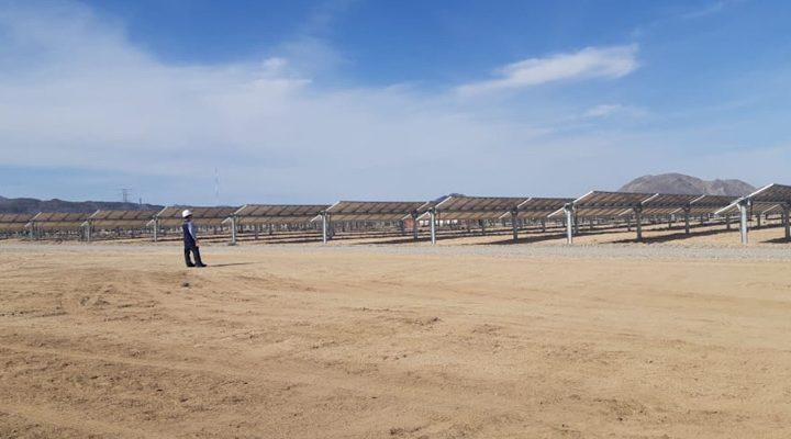 IENOVA comprometida con la energía renovable mediante el Parque Solar La Rumorosa