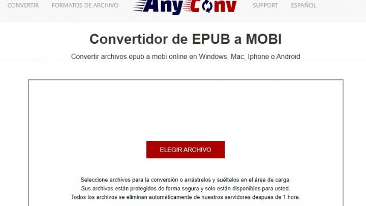 Cómo convertir Epub a Mobi en línea (3 herramientas gratuitas)
